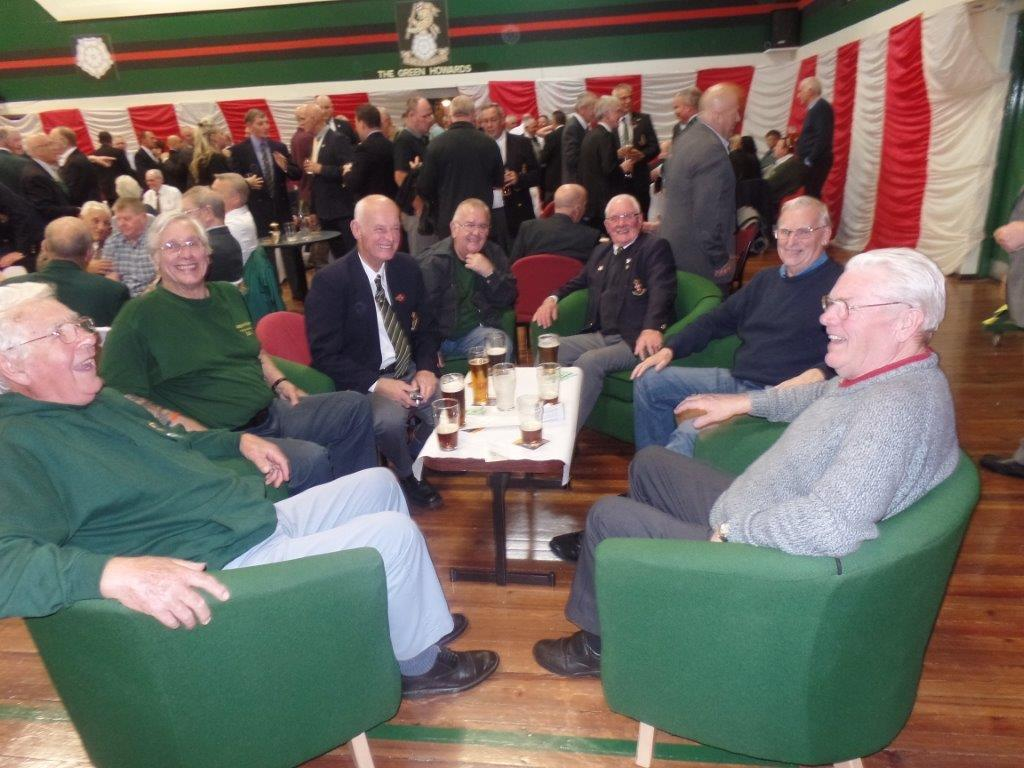 Green Howards Reunion,T.A  Centre Stockton Rd,Sat 15th Oct 2016 036