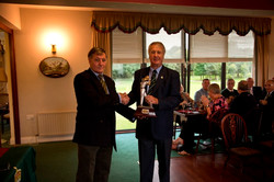 Peter Curtis, Winner and Champion Golfer XIX 2016_