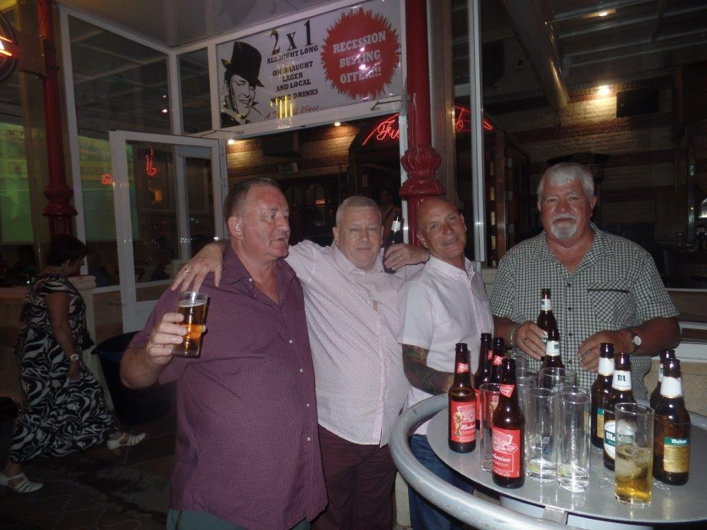 Green Howards Benidorm.Fun In The Sun.Mon 28th Mon 4th June 2018 075