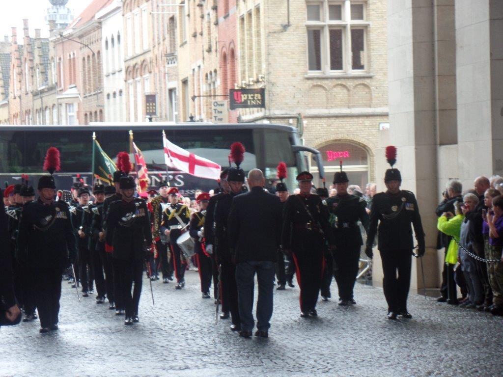 Ypres,Tynecot,Passchendale,Belgium 28th June 3rd July 2016 342