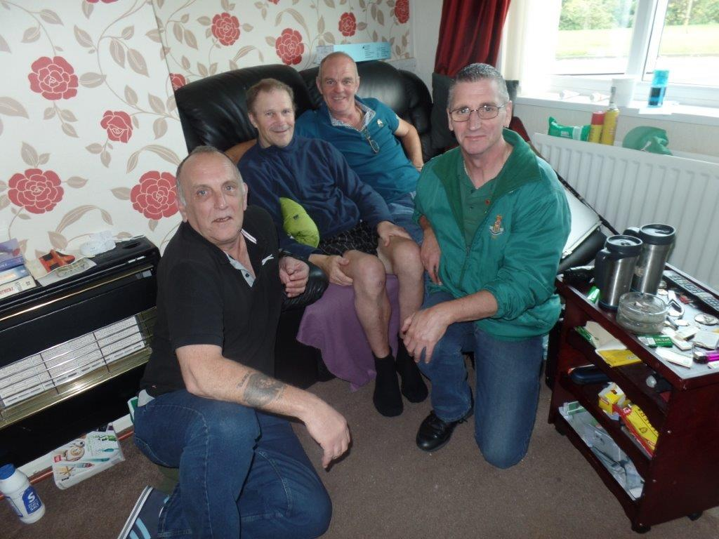 Green Howards Reunion,Lizzy 50th Longlands,Sat 15th Oct 2016 003