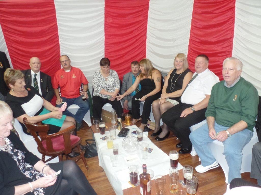 Green Howards Reunion,T.A  Centre Stockton Rd,Sat 15th Oct 2016 098