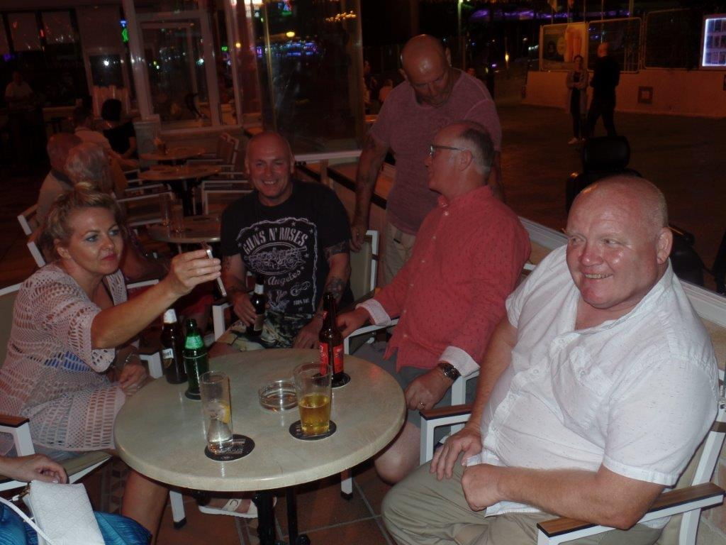 Green Howards.Benidorm Fun In The Sun.Mon 28th,Mon 4th June 2018 073