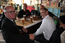Green Howards Reunion Sun 8th Oct 2017 T.A Centre +Don Bar 098