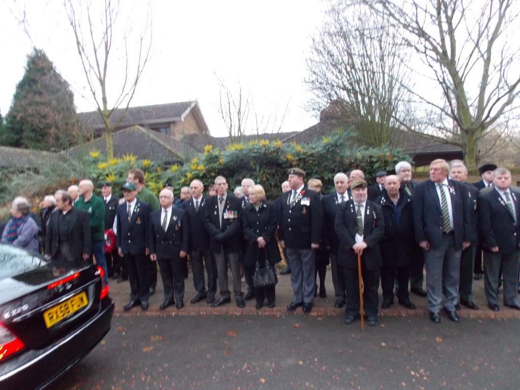 Frederick Leach's Funeral 007