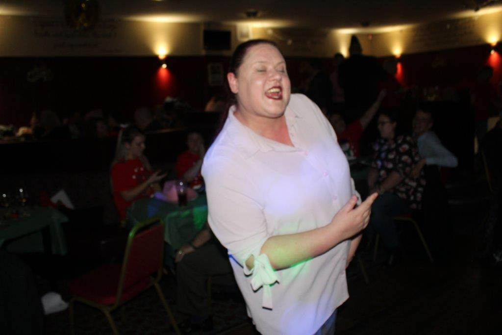 Green Howards Xmas Party.Longlands.(Cannon Cam).Sat 2nd Dec 2017 056