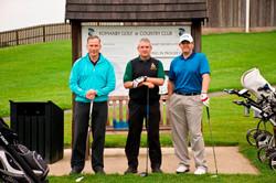 Bryan Barrat, Gary Armstrong, Mark Cook