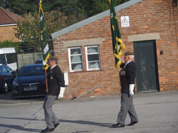 Green Howards Reunion,Scarborough Thu 16th Mon 20th Oct  2014 463