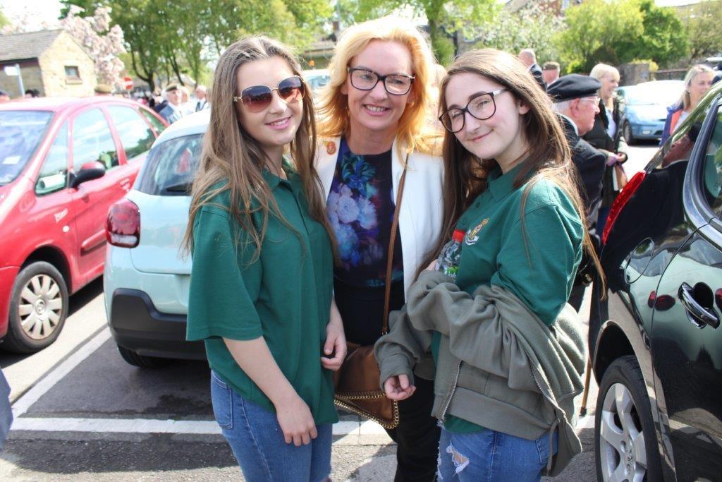 Green Howards Richmond Sunday,  Fri 11th Mon 14th May 2018 233