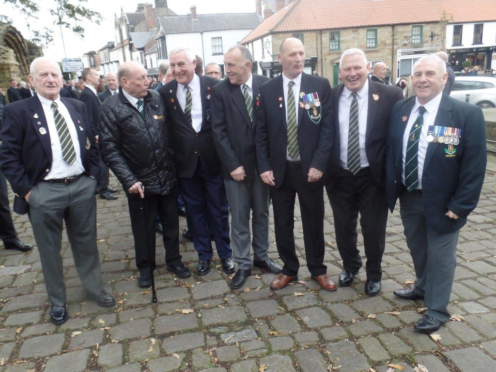 Kenny McGraths Funeral.Guisbrough Priory Wed 1st Nov 2017 290