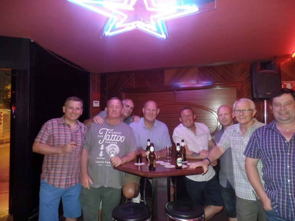 Green Howards.Benidorm Fun In The Sun.Mon 28th,Mon 4th June 2018 223