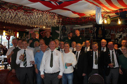 Green Howards Reunion Sun 8th Oct 2017 T.A Centre +Don Bar 170