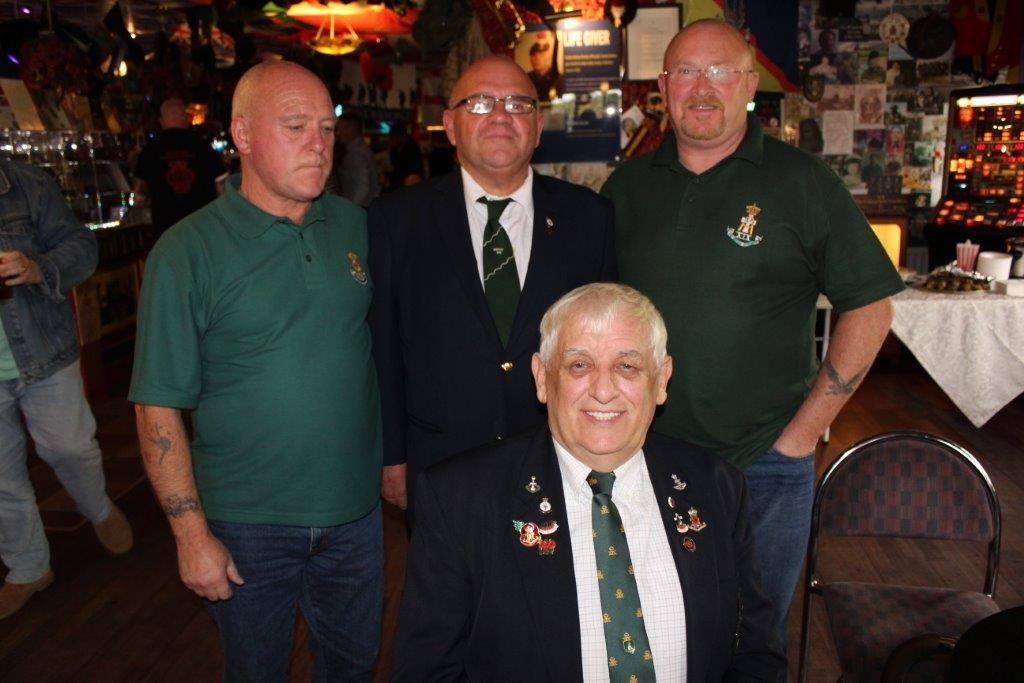 Green Howards Reunion Sun 8th Oct 2017 T.A Centre +Don Bar 094