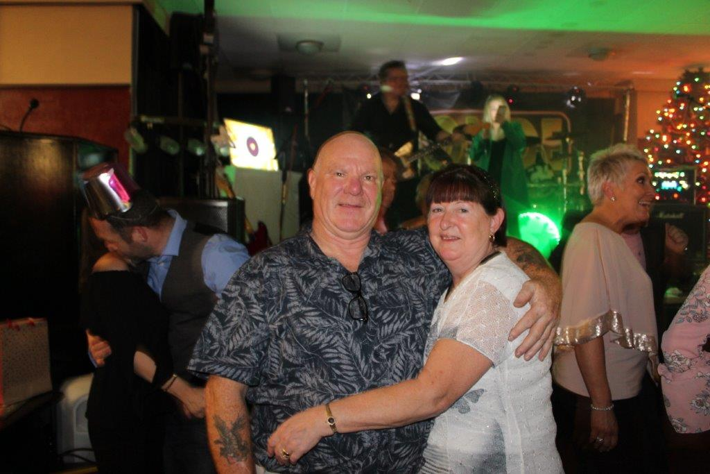 Green Howards Xmas Party.Longlands.(Cannon Cam).Sat 2nd Dec 2017 051
