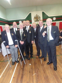 Green Howards Reunion,T.A  Centre Stockton Rd,Sat 15th Oct 2016 144