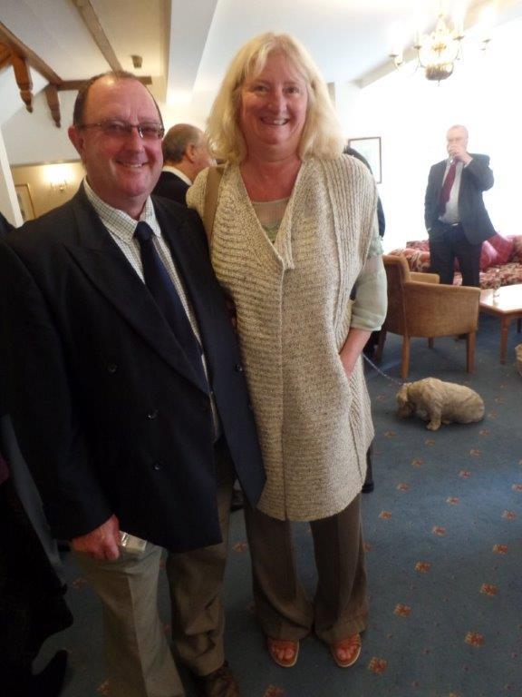 Commemoration To Honour Captain Archie White VC.Boroughbridge 147