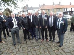 Kenny McGraths Funeral.Guisbrough Priory Wed 1st Nov 2017 028