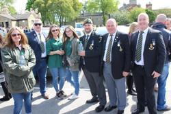 Green Howards Richmond Sunday,  Fri 11th Mon 14th May 2018 148