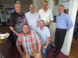Stan Hollis V.C Memorial.Longlands Club Sat 2nd Aug 2014 063