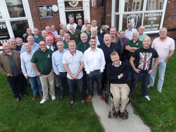 Green Howards Reunion,Lizzy 50th Longlands,Sat 15th Oct 2016 037