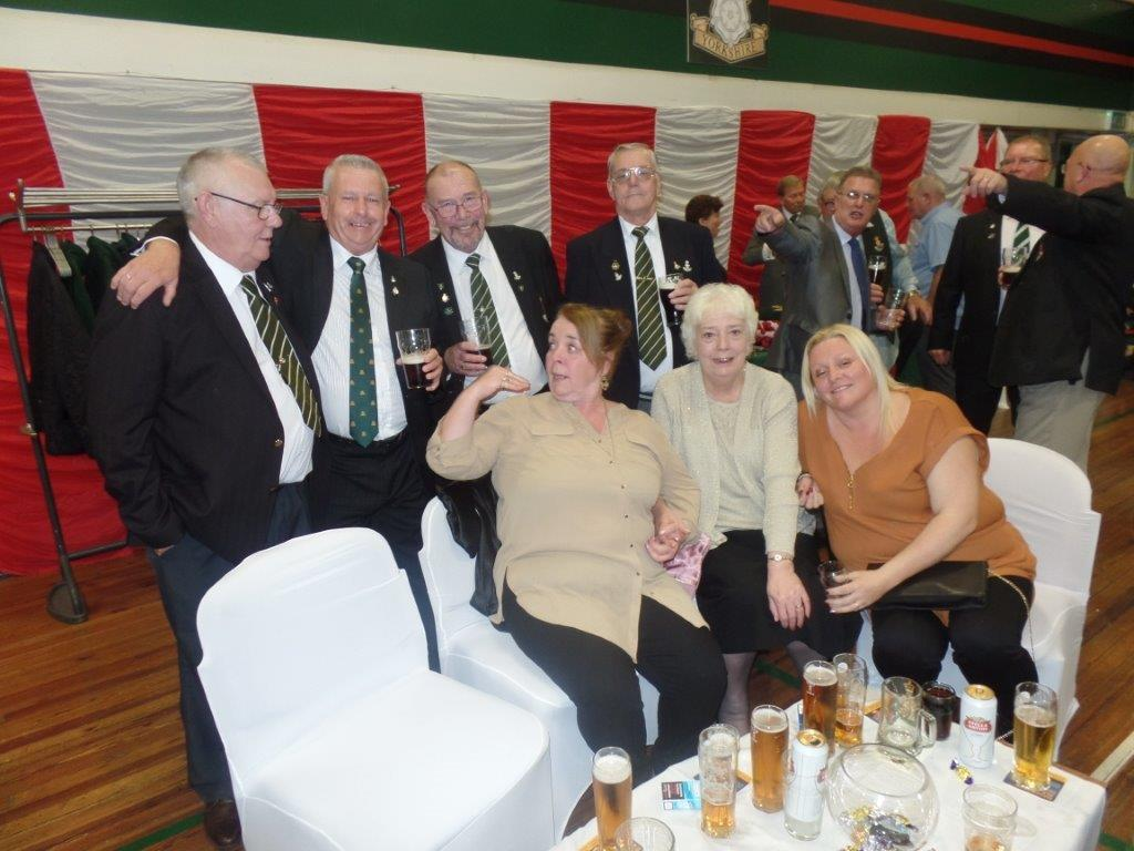 Green Howards Reunion,T.A  Centre Stockton Rd,Sat 15th Oct 2016 027