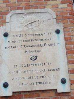Ypres,Tynecot,Passchendale,Belgium 28th June 3rd July 2016 315
