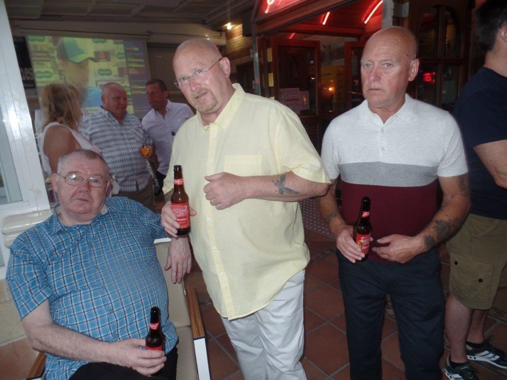 Green Howards.Benidorm Fun In The Sun.Mon 28th,Mon 4th June 2018 187
