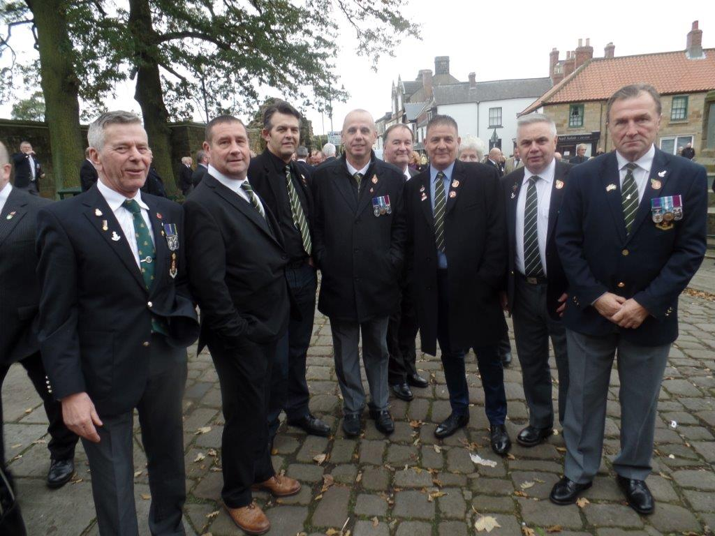 Kenny McGraths Funeral.Guisbrough Priory Wed 1st Nov 2017 024