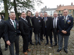 Kenny McGraths Funeral.Guisbrough Priory Wed 1st Nov 2017 024