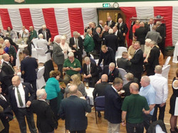 Green Howards Reunion,T.A  Centre Stockton Rd,Sat 15th Oct 2016 013