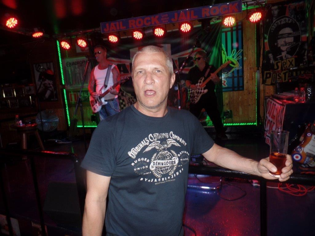 Green Howards Benidorm. Fun In The SunMon 28th May Mon 4th June 015