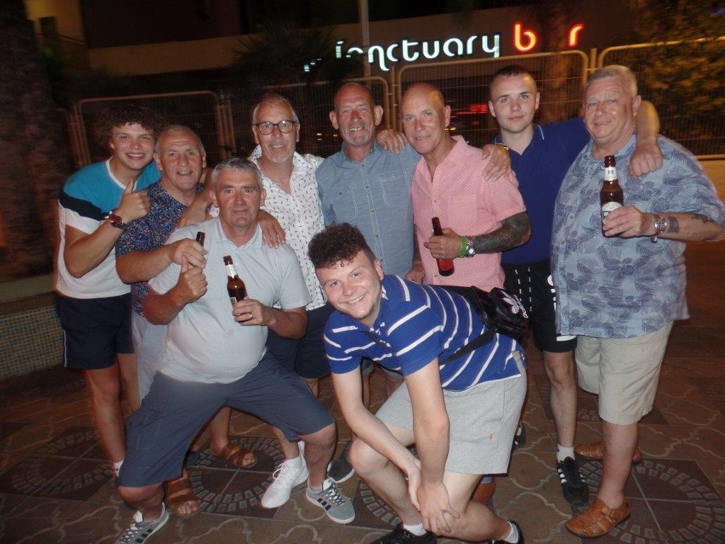Green Howards.Benidorm Fun In The Sun.Mon 28th,Mon 4th June 2018 573