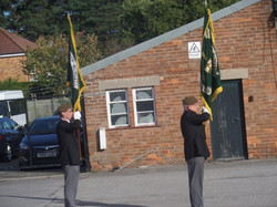 Green Howards Reunion,Scarborough Thu 16th Mon 20th Oct  2014 464