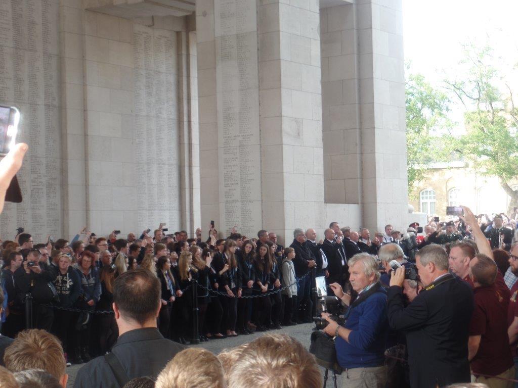 Ypres,Tynecot,Passchendale,Belgium 28th June 3rd July 2016 239