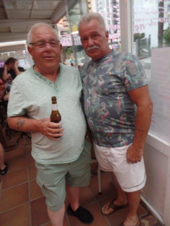 Green Howards Benidorm.Fun In The Sun.Mon 28th Mon 4th June 2018 003