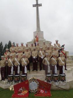 Ypres,Tynecot,Passchendale,Belgium 28th June 3rd July 2016 147