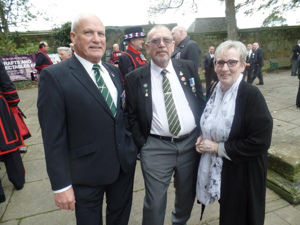 Kenny McGraths Funeral.Guisbrough Priory Wed 1st Nov 2017 023