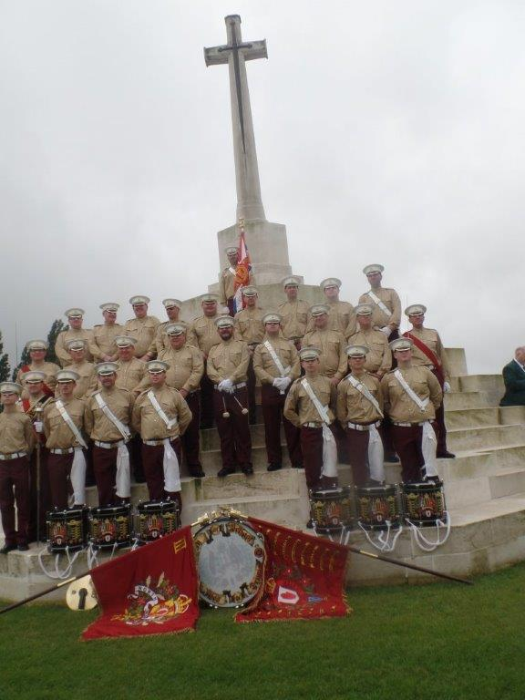 Ypres,Tynecot,Passchendale,Belgium 28th June 3rd July 2016 148