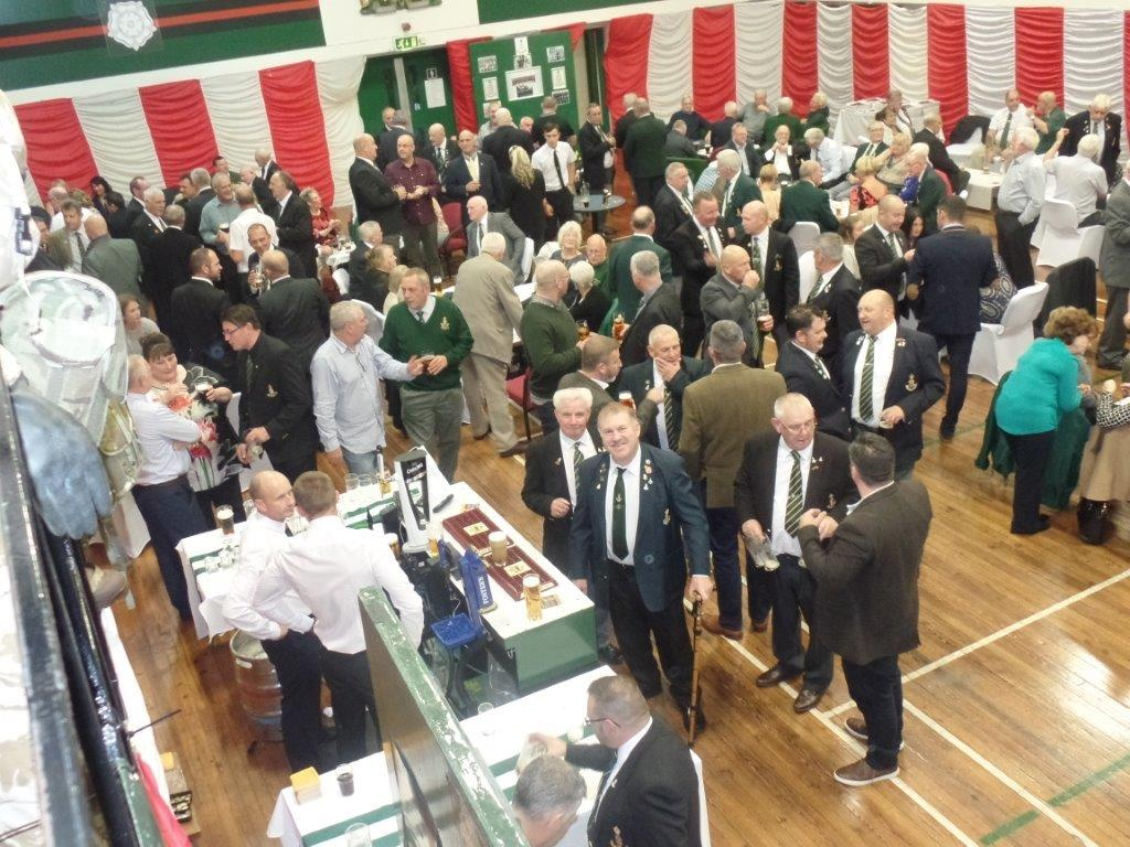 Green Howards Reunion,T.A  Centre Stockton Rd,Sat 15th Oct 2016 008