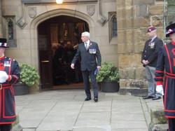 Kenny McGraths Funeral.Guisbrough Priory Wed 1st Nov 2017 093