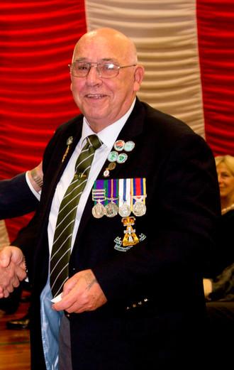 Mr Alan READMAN