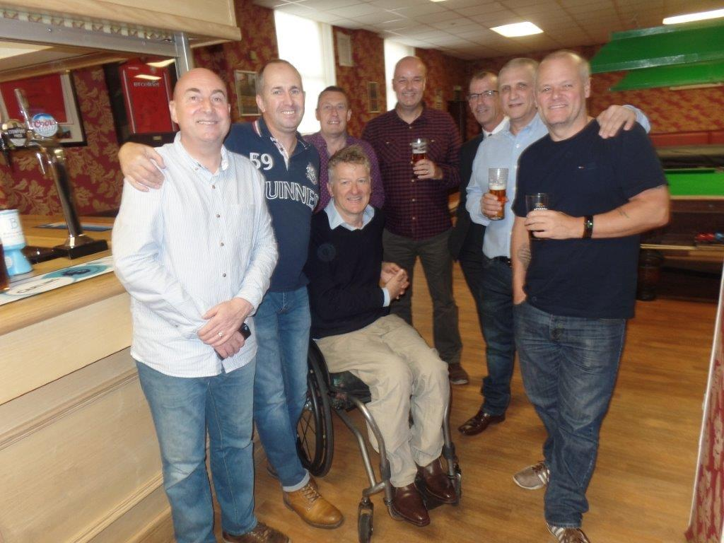 Green Howards Reunion,Lizzy 50th Longlands,Sat 15th Oct 2016 016
