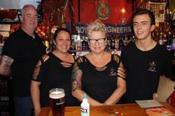 Green Howards Reunion Sun 8th Oct 2017 T.A Centre +Don Bar 192