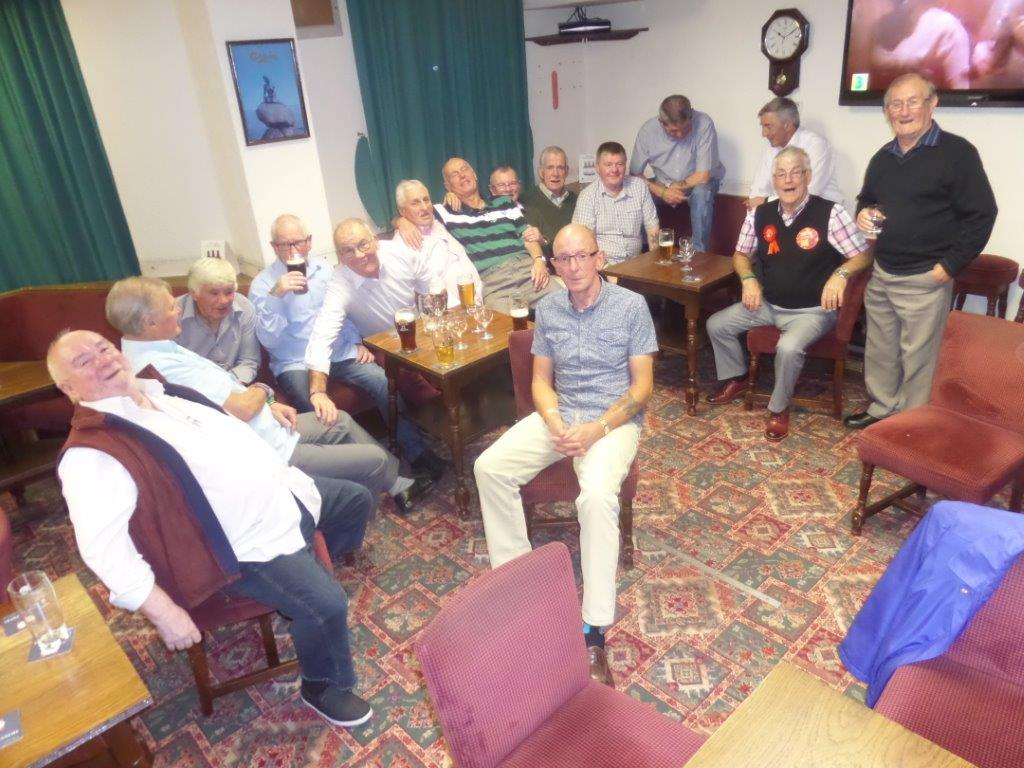 Green Howards Reunion,Scarborough Thu 16th Mon 20th Oct  2014 598