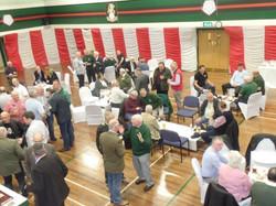 Green Howards Reunion.T.A Centre Stockton Rd.Fri 14th Oct 008
