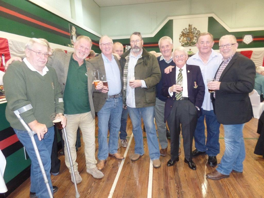 Green Howards Reunion.T.A Centre Stockton Rd.Fri 14th Oct 080