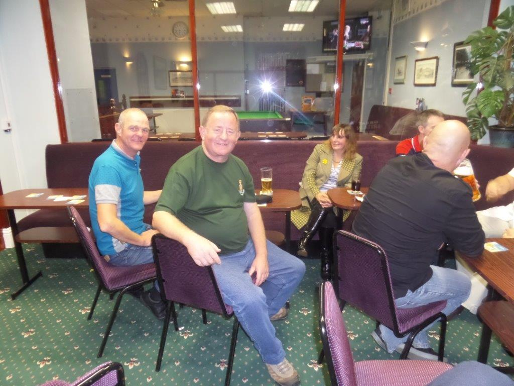 Green Howards Reunion,Scarborough Thu 16th Mon 20th Oct  2014 102