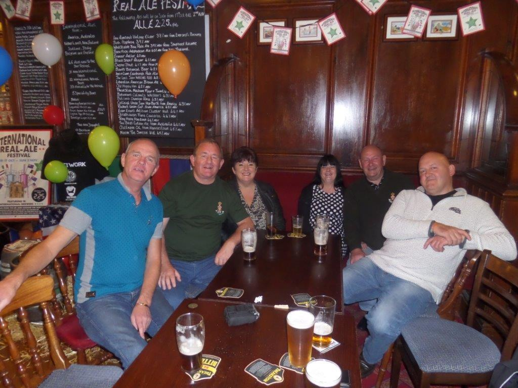 Green Howards Reunion,Scarborough Thu 16th Mon 20th Oct  2014 095
