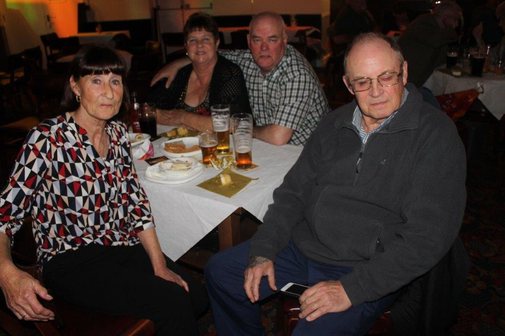 Harry + Dot 50th Anniversary.Western Club Thur 26th Oct 2017 074