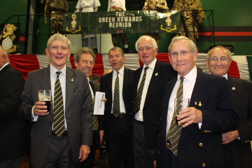 Green Howards Reunion Sat 7th Oct 2017 Cannon Camera 121